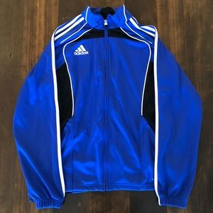 Adidas Jacket, Size Medium
